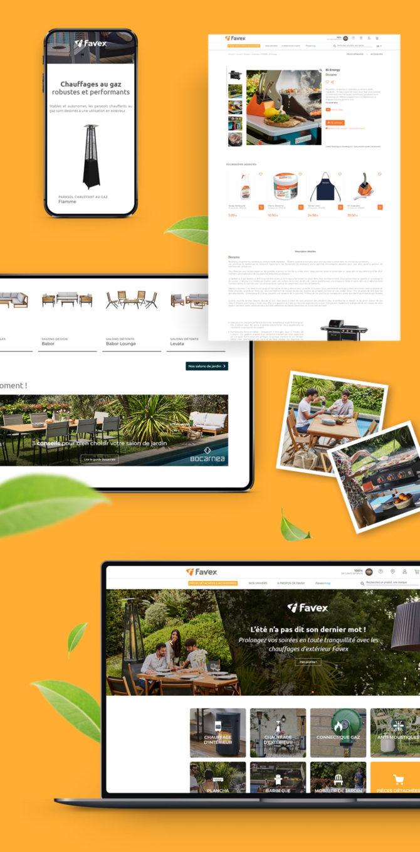Site internet favex.fr